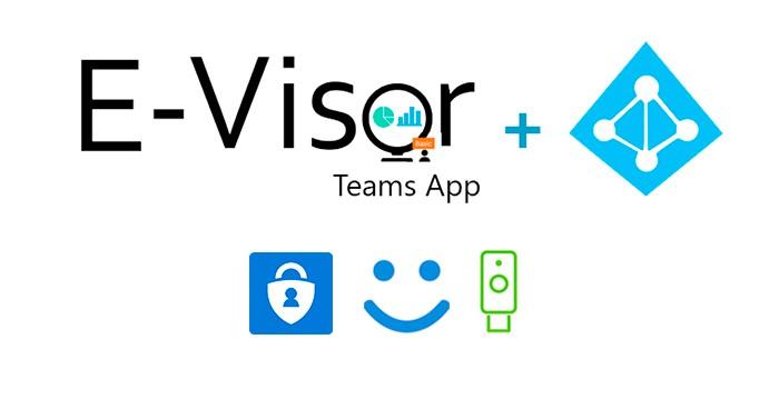 Avoid PasswordMess: Get #PasswordLess using E-Visor Teams App