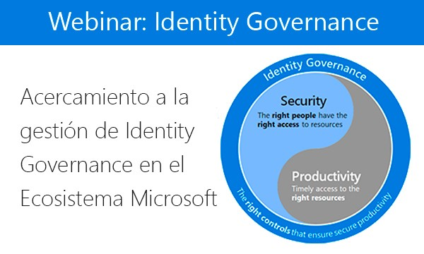 Identity Governance Webinar