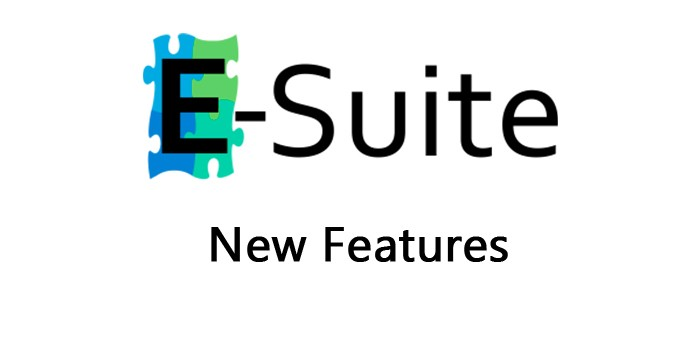 What's new in E-Suite – June 2021 Edition