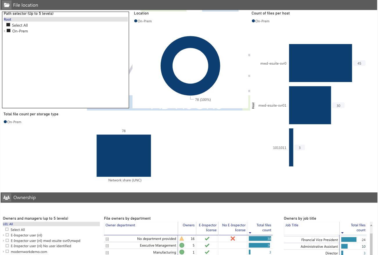 E-Visor File Location